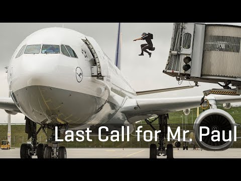 Last Call for Mr. Paul - Making Of