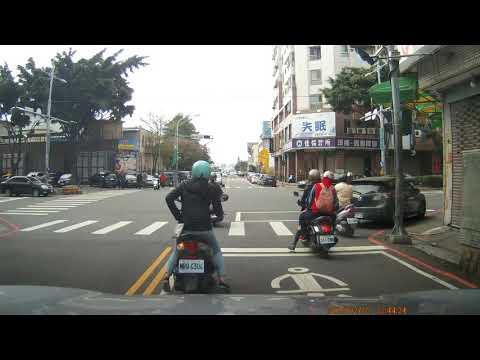 台中市 崇德路二段 汽機車 車禍