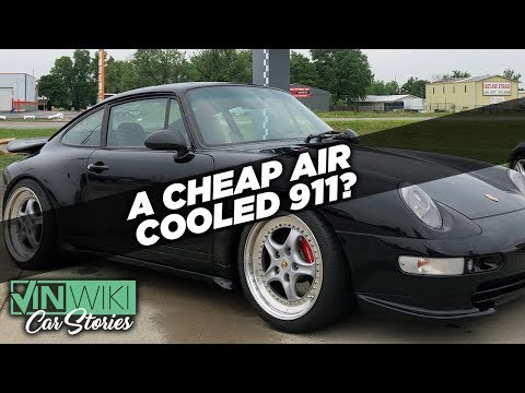 I Bought The CHEAPEST Porsche 993 On Earth!