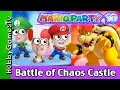 Mario Party 10 Battle of Chaos Castle! Wii U HobbyGamesTV