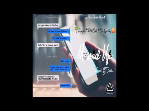 Pringle Ft Vicious Styles (Kidd Cash & Star Queeley) - Messed Up  (Prod By GtBeats)