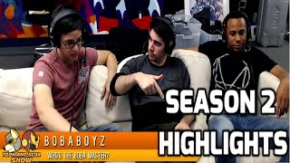 Scar and Toph Show Season 2 Highlights