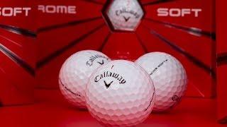 Callaway Chrome Soft: la palla che ha cambiato la palla