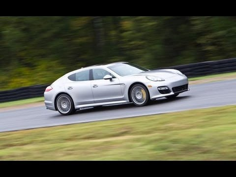 2012 Porsche Panamera Turbo S – Lightning Lap 2012 – CAR and DRIVER