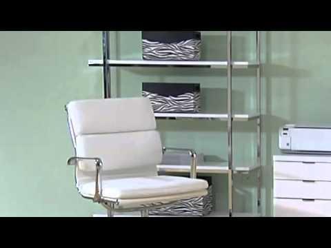 Video for Gilbert White Lacquer Desk
