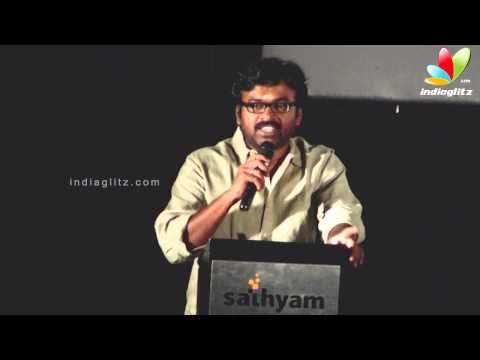 Karu Pazhanaiappan  talks about Manivannan | Sutta Kadhai Audio Launch | Nassar, MS Bhaskar