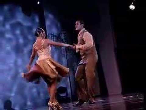 Tito Ortos & Tamara Livolsi 2005