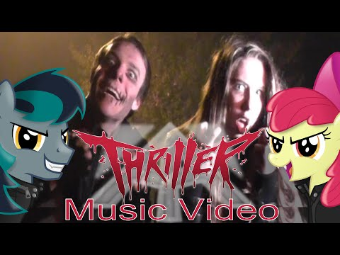 THRILLER - DOWNLOAD HERE: http://michelle-gabriel.bandcamp.com/... DISCLAIMER: We know the lip-syncing isn't great on this one! This video (from concept to completion) was done in a big hurry. XP We took...