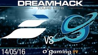 Epsilon vs Orbit - DreamHack Tours 2016 - Day 1