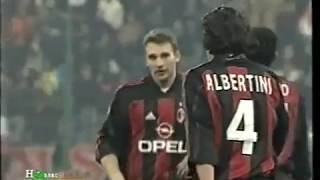 Video Milan - Roma. Serie A-2000/01 (3-2) MP3, 3GP, MP4, WEBM, AVI, FLV Juli 2019