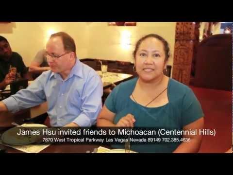 Best Sunday Brunch in Las Vegas; Michoacan Gourmet Mexican Restaurant- Centennial Hills