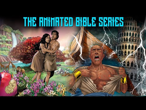 The Animated Bible Series Episode 03: Job | Michael Arias