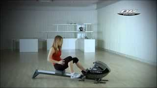 BH London Rowing Machine technical data: · Designed for regular use at home · Magnetic brake system · Constant inclination of ...