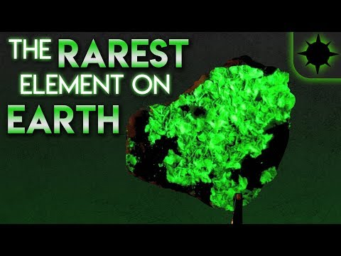 The Rarest Element on Earth