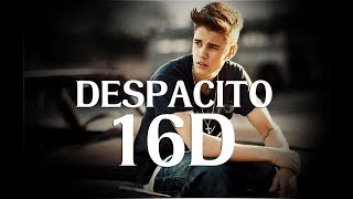 Video Despacito | Justin Bieber | Luis fonsi | 16d Version | [ Headphones recommended ] download in MP3, 3GP, MP4, WEBM, AVI, FLV January 2017