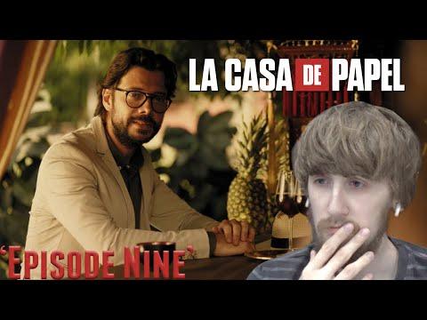 Money Heist (La Casa de Papel) Season 2 Episode 9 ( Season Finale) Reaction