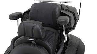 6. Can-Am Spyder F3 Passenger Armrests (All F3 Models)
