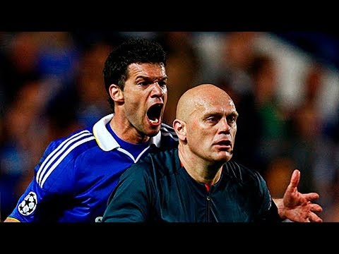 Top 10 Worst Referee Mistakes