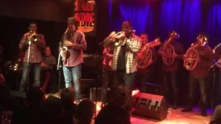 Bojan Ristić Brass Band - Ringe ringe Raja 2017.