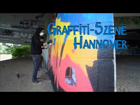 Graffiti-Szene in Hannover - von legalen Flächen bis Graffiti sprayen als Beruf
