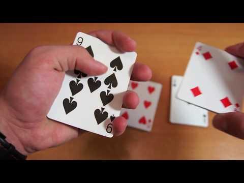 Бесплатное обучение фокусам 59: Фокусы с картами Лучшие фокусы в мире