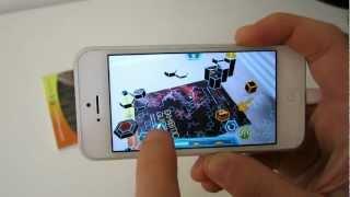 Warp Runner YouTube video