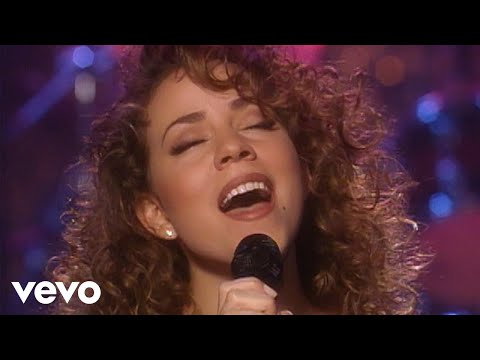 Mariah Carey - Vision of Love (From MTV Unplugged +3)
