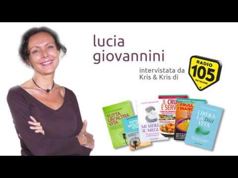 Lucia Giovannini intervistata da Kris & Kris su Radio 105 - scoprire la propria identità
