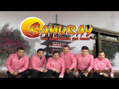GRUPO SAMURAY-lagrimillas tontas