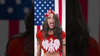Godlewska i jej wykonanie hymnu USA. Tylko dla odważnych