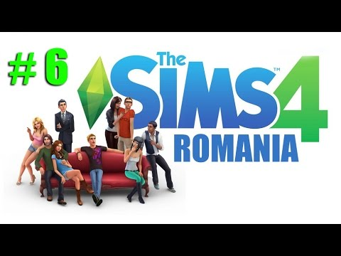 The Sims 4 Romania Ep 6 - Nunta (FULL HD) (видео)
