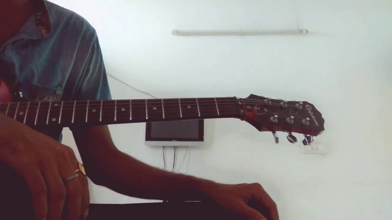 How to play all punjabi and Bollywood songs on guitar