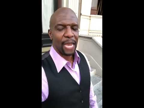 Terry Crews on the set of Everybody Hates Chris and reminisces