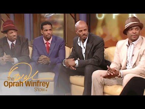 How The Wayans Brothers Got So Funny | The Oprah Winfrey Show | Oprah Winfrey Network