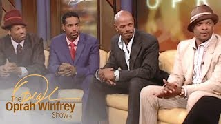 How The Wayans Brothers Got So Funny | The Oprah Winfrey Show | Oprah Winfrey Network