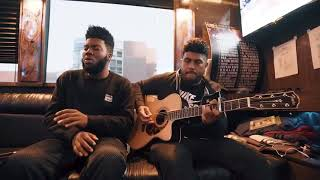 Video Khalid covers Love Galore by SZA MP3, 3GP, MP4, WEBM, AVI, FLV Januari 2018