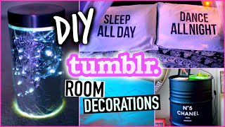 DIY Room Decorations: Tumblr Inspired! - YouTube
