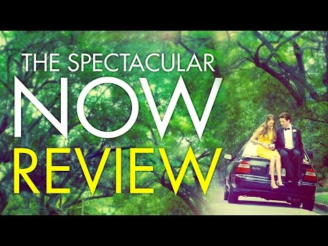 The Spectacular Now (2013) Movie Review!