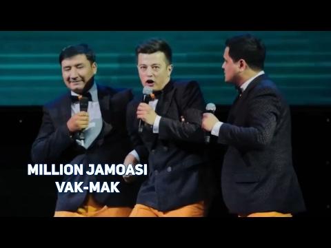 Million jamoasi - Vak-mak