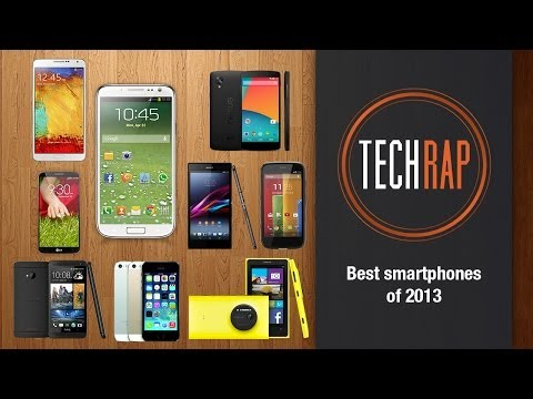 Best Smartphones of 2013 (TechRap)