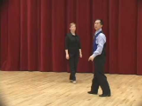 Bronze Waltz – Whisk and Chasse Ballroom Dance Lesson