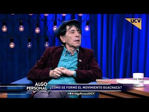 video Dióscoro Rojas habla de los inicios del movimiento guachaca