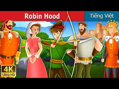 Robin Hood in Vietnam | Chuyen co tich | Truyện cổ tích việt nam - Thời lượng: 12 phút.