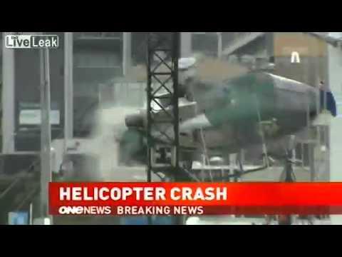 Helikopter baleset