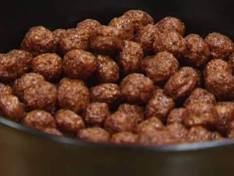 Сколько пользы в шоколадных шариках для завтрака