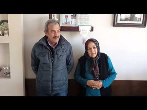 Emine KAPLAN - Bel Fıtığı Hastası - Prof. Dr. Orhan Şen