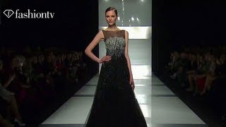 Tony Ward Couture Spring/Summer 2013 Collection | AltaRomaAltaModa Fashion Week | FashionTV