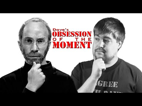 Steve Jobs Movies and the Brilliant Stupidity of iSteve - Dave's Obsession of the Moment