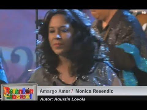 "Amargo Amor- Mónica Reséndiz ""La Reina Andina y su Grupo Illapay""."
