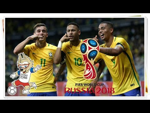 🏆⚽️ Live It Up | FIFA World Cup Russia 2018 (Official Promo Video) ⚽️🏆
